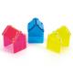Série de maisons pour panneau lumineuse