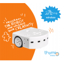Robot Thymio II WIRELESS (Sans fil)