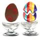 Collection d'œufs en tissu à trier et à assortir