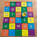 BeeBot / Bluebot Tapis Alphabet