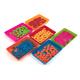 Kit de triage de jetons galets colorés