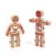 Set de robots à clipser