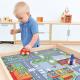 Tapis et table basse de jeu pour tout-petits
