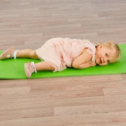 Tapis de yoga junior