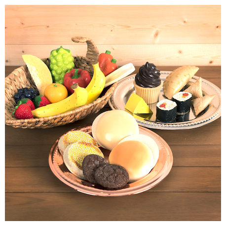 Set Aliments de collation
