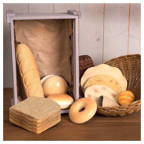 Lot de pains