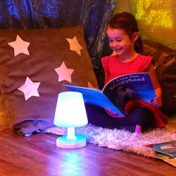 Lampe phosphorescente