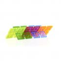 Formes translucides Interlox