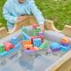 Blocs de conception et de construction dans l'eau
