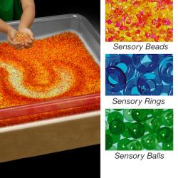 Perles de jeu sensorielles