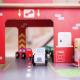 Garage de l'univers miniature