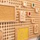 Cadres en bois Muro de TTS pour réception des cartes
