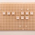 Cartes alphabet Muro de TTS à insérer