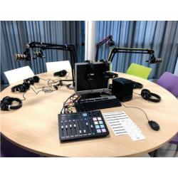 Web Radio Rodecaster Pro