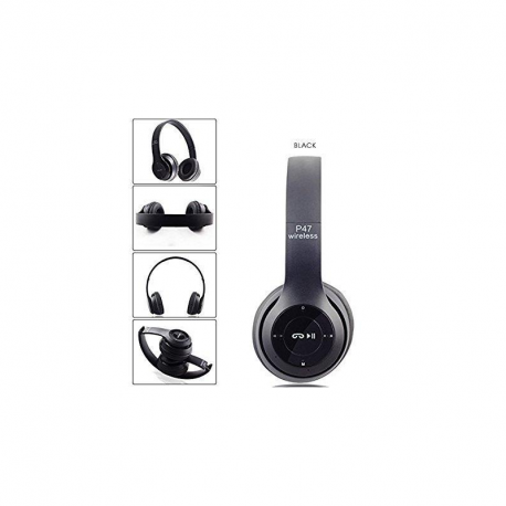 Casque audio BT Pliable