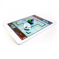 Ressources logiciel OZOBOT pour tablettes IOS et Android associées à un robot OZOBOT EVO