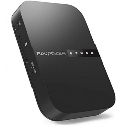 RAVPower Routeur sans Fil WiFi Portable