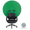 Fond vert de chaise