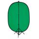 Fond vert ultra mobile