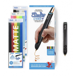 Kit de démarrage stylo d'impression 3D Create + 3DOODLER