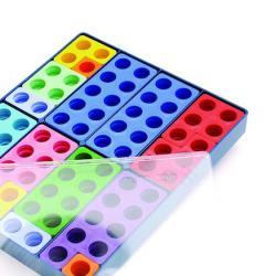 NPU Mallette TTS de numération de bureau en silicone