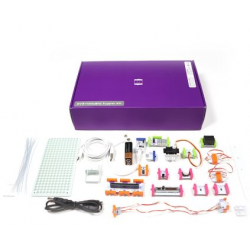 Topper Kit Sphero RVR + littleBits