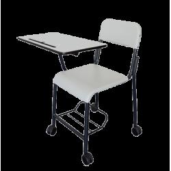 Chaise interactive pour tablette jusqu'à 10''