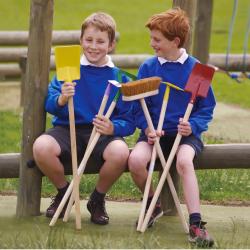 Kit d'outils de jardinage pour enfants