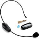 Casque Microphone Sans Fil 2.4G