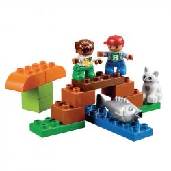 Traverser la Rivière LEGO® Education