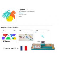 Ressource Lilémø – j'apprends à lire (Lilylearn)