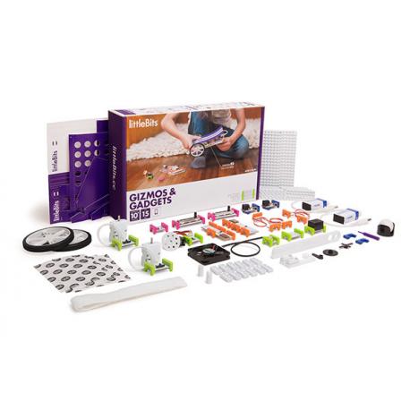Littlebits Gizmos and Gadget Kit