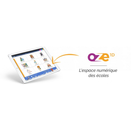Licence Elève ENT OZE 1 an