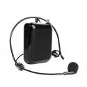 Micro amplificateur vocal avec ceinture