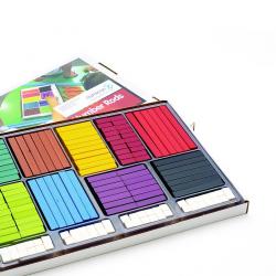 Bâtonnets de numération de couleur