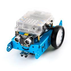 mBot rechargeable V1.1-Blue (Bluetooth) - Livré avec sa batterie rechargeable