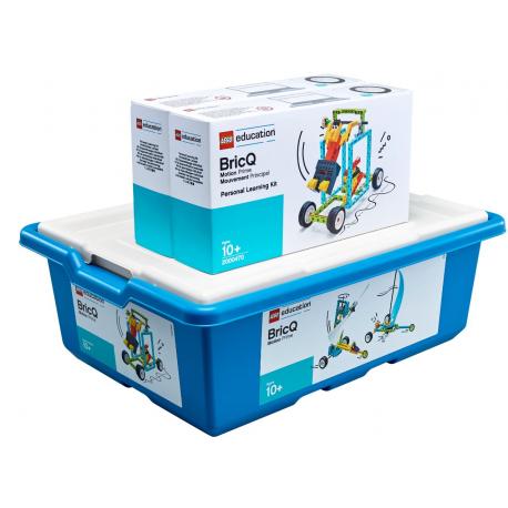Ensemble de base LEGO Education BricQ Motion Prime