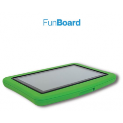 """Table interactive Plate Manico FunBoard 32"""""""