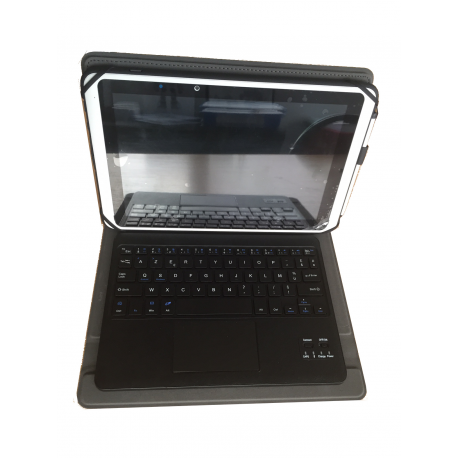 Clavier Bluetooth + Pad pour Tablette Android Intel Education