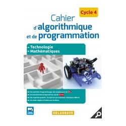 Cahier d'algorithmique et de programmation Cycle 4 pour robot MBOT (2016)