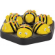 Robot Bee Bot class-pack (6 Unités ) et station d'acceuil