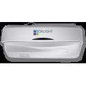 Vidéoprojecteur LASER Interactif Tactile Ultra courte focale Boxlight Mimio