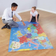 BeeBot / Bluebot  Tapis carte de l'Europe