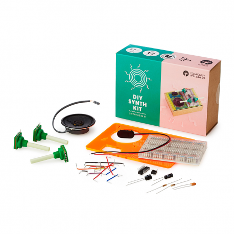 DIY Synth Kit  - version française
