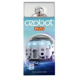 OZOBOT EVO BLANC CRYSTAL (eco taxe 0.02€ HT)