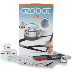 OZOBOT BIT MAKER STARTER PACK BLANC (eco taxe 0.02€ HT)