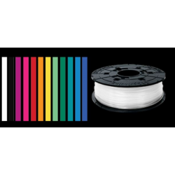 Bobine de filament PLA 600 G pour imprimante mini . Jaune clair
