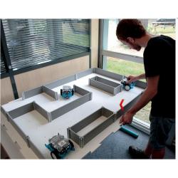 Kit labyrinthe pour robots