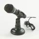 TTS microphone