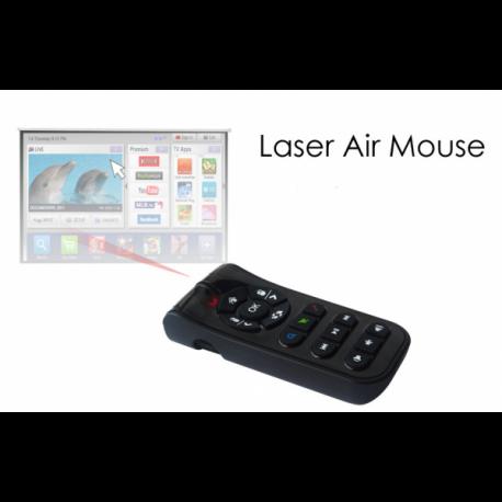 Souris sans fil laser